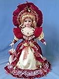 """Jmisa 16"""" Porcelain Victoria Doll"""
