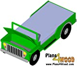 Off-Road Safari - Woodworking Plans with Full Scale