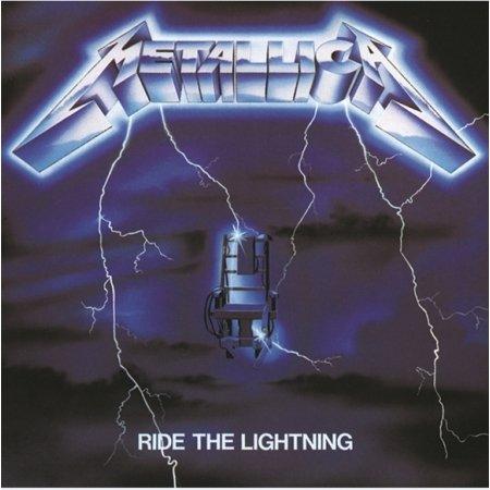 Pop CD, Metallica - Ride The Lightning[002kr]