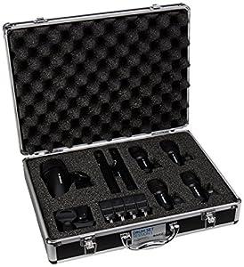 akg drum set session 1 drum mic pack 1x p2 4x p4 2x p17 musical instruments. Black Bedroom Furniture Sets. Home Design Ideas
