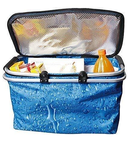 Cesta refrigerada bolsa nevera picnic cesta de la compra Iso ...