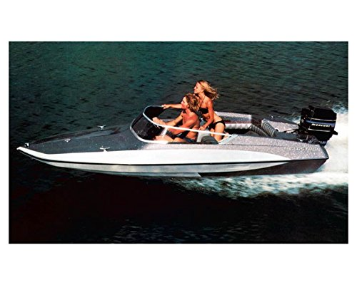 1977 Glastron GT 150 Power Boat Factory Photo