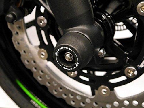 Evotech rendimiento Kawasaki Z650 & Ninja 650 rueda ...