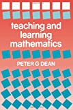Teaching Maths, Peter Dean and D. M. Neale, 0713040076