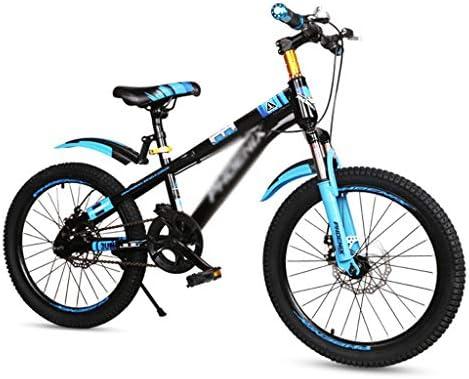 Bicicletas For Niños Montaña For Niños De 7-10-15 Años 18 Pulgadas ...
