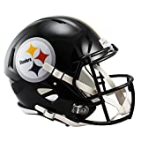 Pittsburgh Steelers Officially Licensed Speed Full Size Replica Football Helmet