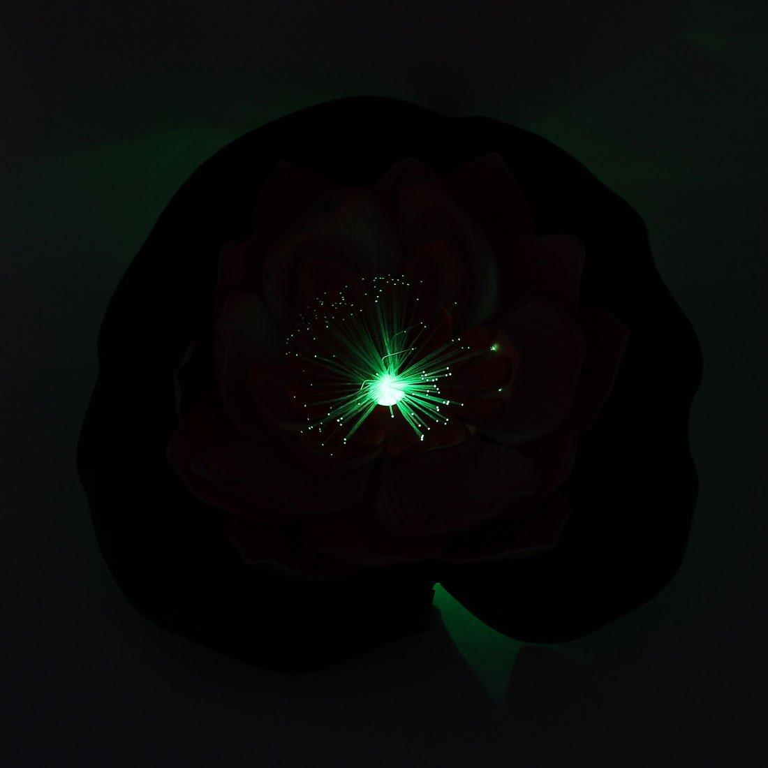 Amazon.com : eDealMax espuma Simulación diseño de Lotus acuática Planta pescado del acuario del tanque de la decoración : Pet Supplies