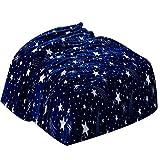 Cartoon Star Summer Baby Air Conditioning Blanket Towel Coral Carpet