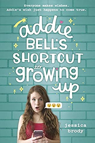 book cover of Addie Bell\'s Shortcut to Growing Up