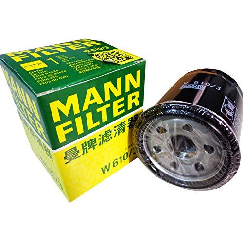 mann oil filter 610 - 1
