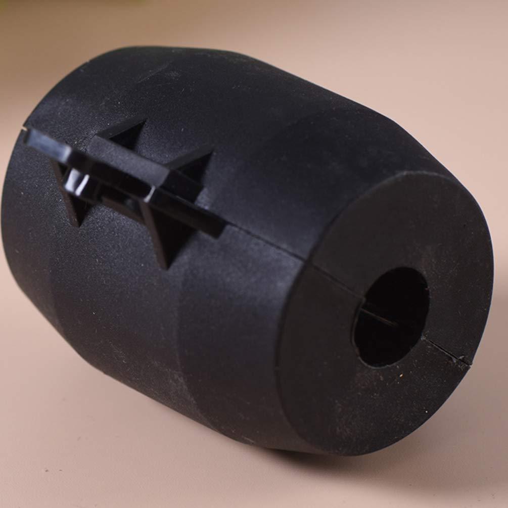 DOITOOL Tuyau flexible pour /évier de robinet de cuisine extraire poids boule lourde pi/èce de rechange 420g noir