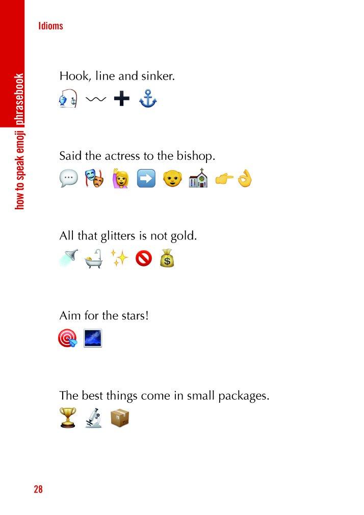 Emoji insults