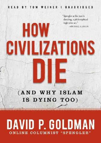 How Civilizations Die: And Why Islam Is Dying Too: Library Edition (Playaway Adult Nonfiction)