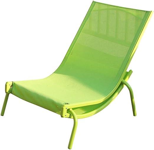 ACZZ Chaise longue de jardin, mobilier d\'extérieur, chaise ...