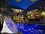 120V 35W LED Pool Lights Bulb,Color Changing