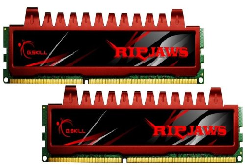 8GB G.Skill DDR3 PC3-10666 1333MHz Ripjaw Series CL9 (9-9-9-24) Dual Channel - Series 2728