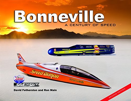 (Bonneville: A Century of Speed, 2nd Edition)