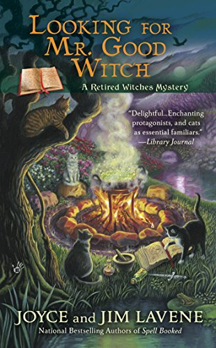 Looking for Mr. Good Witch (Retired Witches Mysteries Series Book 2)