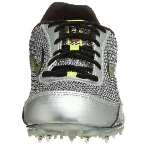 Brooks - Zapatillas de running para hombre, color plateado, talla 6 Plateado