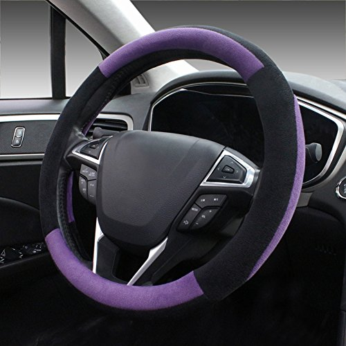 purple and green car accessories - 4