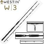 Westin W3 Powercast 40-130g 8ft Extra Heavy Baitcasting Rod