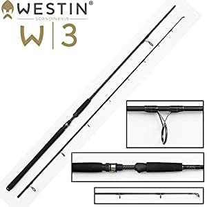 8ft Extra Heavy Baitcasting Rod Westin W3 Powercast 40-130g