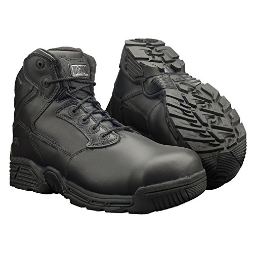 6 Safety Force Size cp nbsp;Leather Hi nbsp;Stealth black Ct 0 13 S3 Boot nbsp; Tec qgnnzwIT