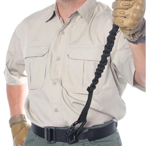Personal Retention Lanyard (BLACKHAWK! Long Personal Retention Lanyard - Black)