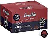 CozyUp 100-Count Signature Blend Coffee K Cups for Keurig K-Cup, Medium Roast