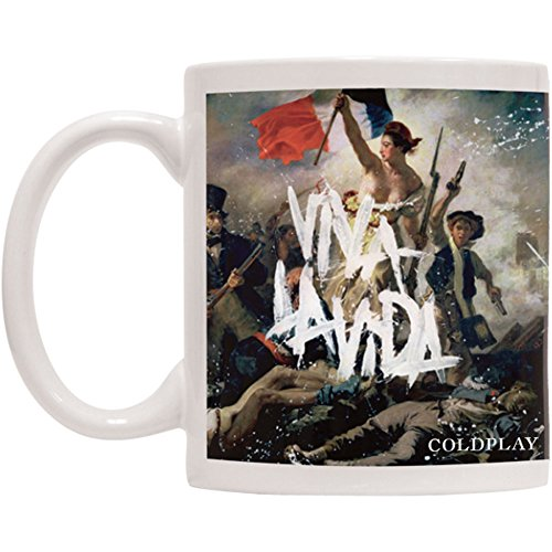 Coldplay - Coffee Mug