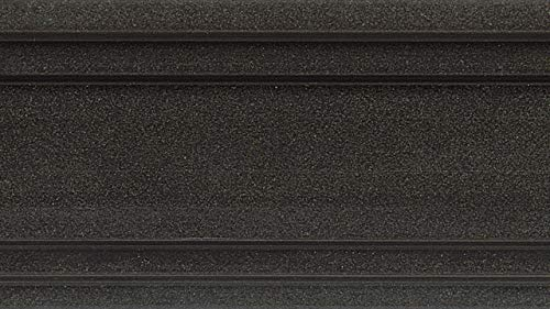 - Absolute Black 3 x 12 Trim, 1 Piece