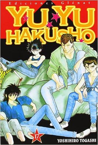 Descarga gratuita de libros electrónicos en internet Yu Yu Hakusho 17 (Shonen Manga) 8484495434 RTF