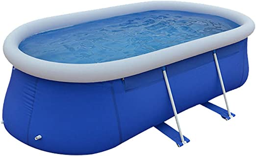 LHY BATHLEADER Inflables Piscina Grandes, Piscina Inflable ...