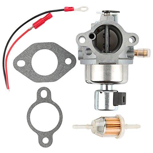 - Hilom CV491 Carburetor for Kohler 12853107-S 12853117-S CV490 CV491 CV492 CV493 Models & Toro 74601 74603 74701 74702 Models & John Deere Sabre 17.5 Kohler Command
