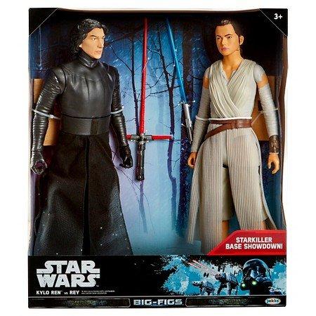 Star Wars Kylo Ren vs. Rey Action Figure 18