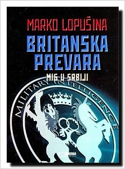 Britanska prevara : MI6 u Srbiji