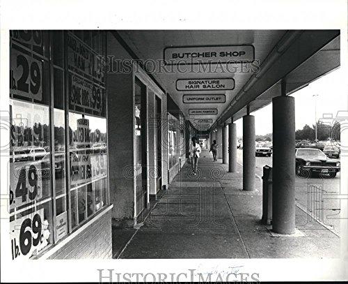 1985 Press Photo The Southgate Shopping Center - cva77464 - 8 x 10 in. - Historic - Shopping Southgate