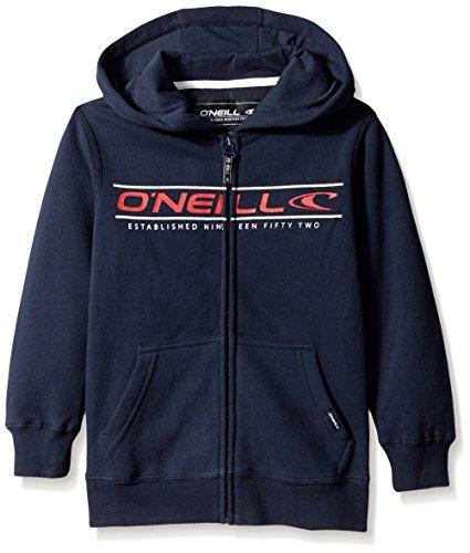 O'Neill Little Boys' Collect Zip Sweater, Indigo, (Oneill Kids Sweater)