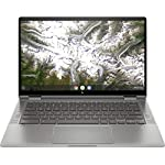 2020 Newest HP x360 2-in-1 14-inch FHD Touchscreen Chromebook 10th Gen. Intel Core i3-10110U, 8GB RAM, 64GB eMMC, B&O…