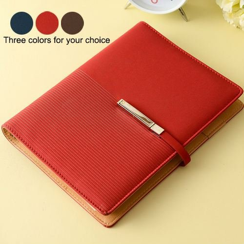 Office Stationery Agenda 2015 Diary Note Book 6 Ring Bind...