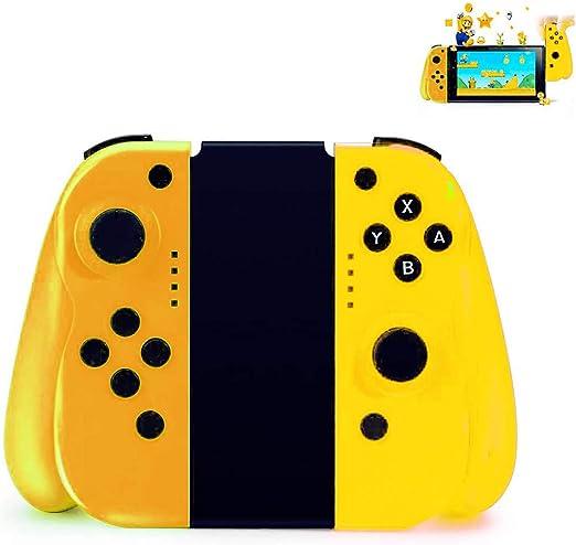 YIKUI Mando inalámbrico para Nintendo Switch, Joy-con Controller ...