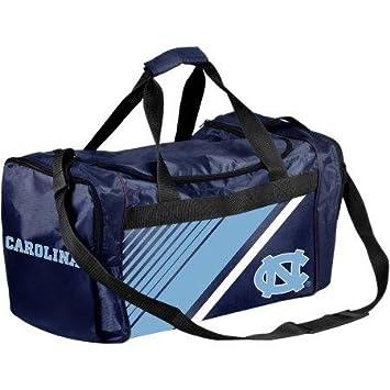 FOCO NCAA Unisex Border Stripe Duffle Bag