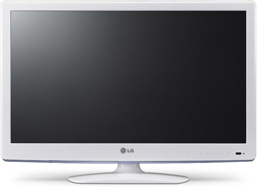 LG 26LS3590 - Televisor LED, 26 pulgadas, 720p, USB, 2 HDMI, CI+ para TDT Premium, color blanco: Amazon.es: Electrónica