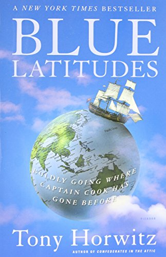 Book cover for Blue Latitudes