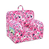 Kangaroo Trading Mason Grab'N'Go Chair (2 Pockets) Wildflower with Passion Pink Welt Childrens
