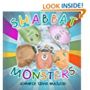 Shabbat Monsters (Jewish Monsters) (Volume 1)
