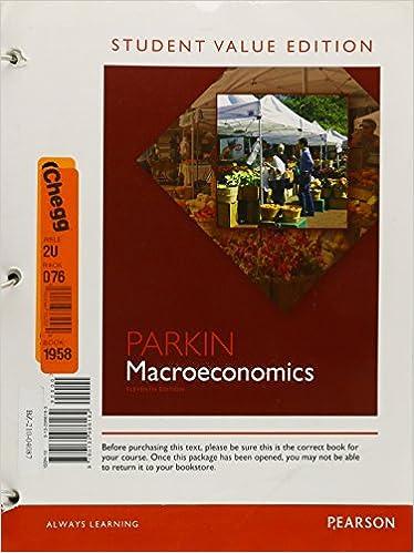 Macroeconomics 11th edition 9780133020250 economics books macroeconomics 11th edition 11th edition fandeluxe Choice Image
