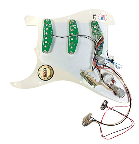 Sensational Pre Wired Fishman Fluence Loaded Pickguard For Fender Strat Wiring 101 Orsalhahutechinfo