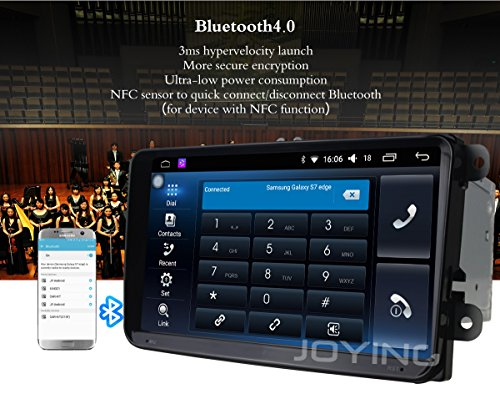 """JOYING 9"""" Tablet Android Car Stereo 2GB RAM Touch Screen"""
