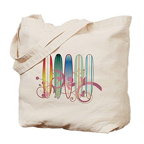 CafePress–Junta Swirl–Gamuza de bolsa de lona bolsa, bolsa de la compra